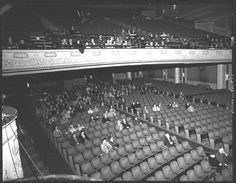 1954-04-18 – Interior Capital Theatre. This picture is a definite WOW ! Source : City of Ottawa Archives CA003915 Old Photos, Vintage Photos, Canadian Forest, Capital Of Canada, Canadian History, Heartstrings, Ottawa, Quebec, Ontario