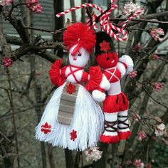 Bulgaria: Baba Marta Day
