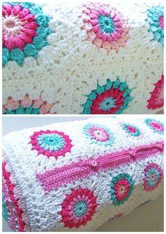 Petite Fee: Crochet Pattern Granny Square
