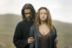 Still of Alicja Bachleda and Colin Farrell in Ondine
