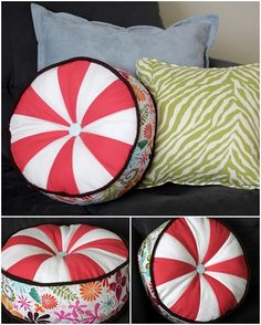Throw Patchwork Pillow Tutorial - Pillow Cover Tutorials | Vanilla Joy