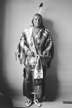 An Oglala Indian called Little Wound 1896.