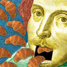 Shakespeare for Breakfast - Wed 14 Aug Edinburgh Fringe Festival, Art Festival, Large Art, Shakespeare, Breakfast, Theatre, Wedding, Painting, Morning Coffee