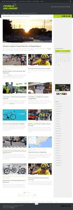 Website Pedala Salvador