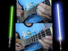 Star Wars Main Theme (Ukulele Cover) - YouTube