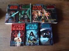 7 Star Wars PB Books