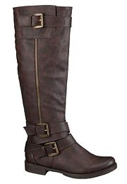 Meese riding boot with Buckles - maurices.com