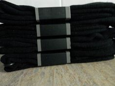 Bamboo Thick Socks - x four pair 92% Bamboo, 8% Elastane
