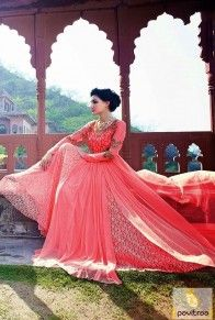 Striking Nazneen Pink Party Wear Gown http://www.pavitraa.in/catalogs/evening-gowns-for-parties/?utm_source=pk&utm_medium=pinterestpost&utm_campaign=18June  #pavitraa, #gown, #dress, #promdress, #partywearsuits, #westerndress, #onlinedress, #longdress,#pavitraafashion,#hollywoodstylishsuits, #weddingwon, #pinkcolor