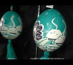 Ukrainian Easter Egg Pysanky 02-162 by Iryna Vakh  from Lviv, Ukraine on AllThingsUkrainian.com