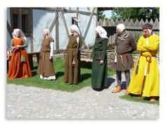 Gericheim.de - Group specialized on the time around 1250.
