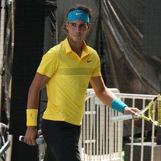 Nadal Loses! Holy moly. #Wimbledon