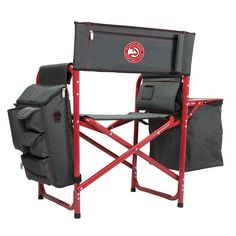 Outdoor Picnic Time Atlanta Hawks Fusion Chair,