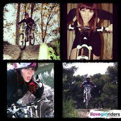 Silvervee -  Rider: Veronica Malangone - #ilovegirlriders #iamagirlrider