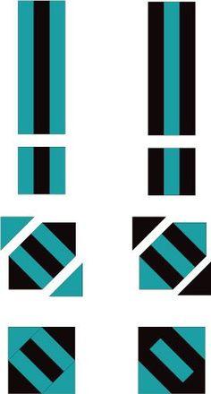 Cracker Quilt Block Pattern