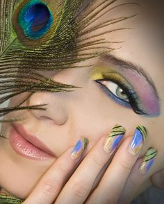 thebertphoto.com Makeup Application, Peacock, Traveling, Pretty, Earrings, Photography, Beautiful, Jewelry, Fashion