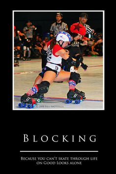 blocking form