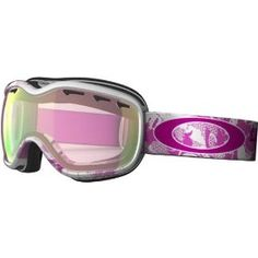 Oakley Stockholm in Pink for Breast Cancer awareness - available at CAN-SKI