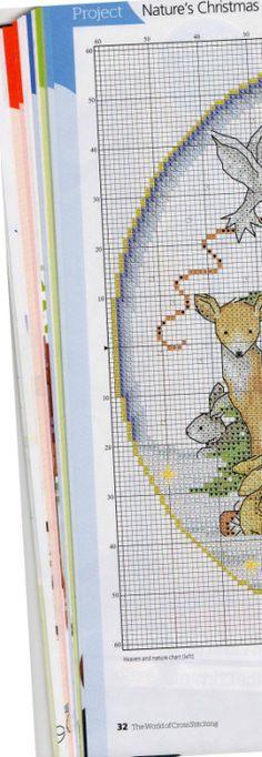 Gallery.ru / Фото #14 - The world of cross stitching 170 - tymannost