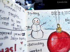 Sketchbook Jenny: Páginas Sketchbook Journal