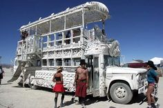 The Transformative Nature of Burning Man