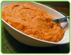 sweet potato puree for reusable food pouch