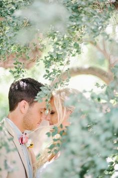 In the moment love cute wedding couples outdoors nature leaves