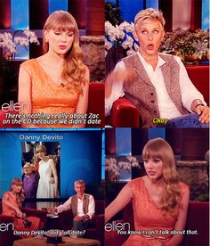 one of my favorite tay and ellen moment!