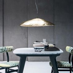 Gervasoni - Brass 95 Suspension Lamp
