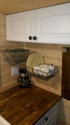 Insanely Awesome Organization Camper Storage Ideas Travel Trailers No 62