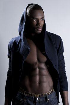 Serge Ibaka – Oklahoma City Thunder - Oh My! Black Is Beautiful, Gorgeous Men, Nba, Serge Ibaka, Oklahoma City Thunder, Raining Men, Pretty Boys, Black Men, Sexy Men