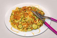 ricette Frittata di zucchine