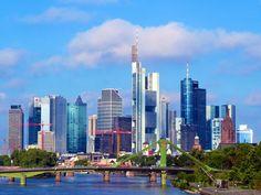 Frankfurt hat nicht nur die einzige Skyline Deutschlands… | 64 Gründe, warum Frankfurt am Main die beste Stadt Deutschlands ist