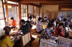 2016 12月11日 実家カフェ山田さんでも バスボム作りは大好評でした