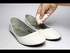 Agrega Esto A Tus Zapatos Y Nunca Volverás A Sufrir De Mal Olor En Los Zapatos Y Pies - YouTube