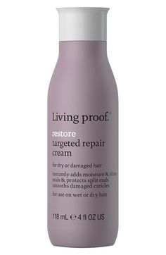Living proof® 'Restore' Targeted Repair Hair Cream available at #Nordstrom {$28}