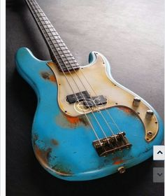 Fender P Bass, Fender Precision Bass, Bass Guitars, I Love Bass, Vintage Guitars, Instruments, Ropes, Music, Musical Instruments