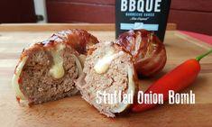 Stuffed Onion Bomb