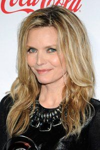 Celebrity hair – Michelle Pfeiffer then and now