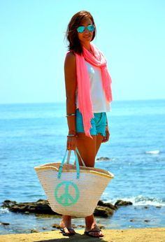 Maillot de bain : 15 Bright Summer Outfits