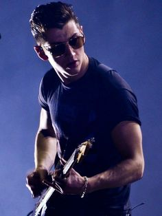 I sold my soul for Rock n Roll and Alex Turner