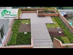 Techos Verdes S.A.S. (Proyecto Abedules) - YouTube