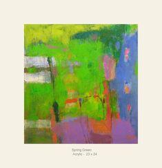 Spring Green by Tony Saladino