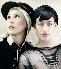 "Band: CocoRosie --- Vocals: Sierra Casady, Bianca Casady --- Album:  Tales of a Grass Widow --- Selected Track: Villain ///// Download the ""GIRLS 2013 Music Compilation"" (30 songs; 112 min; mp3 320; 250 Mb) free at: http://yadi.sk/d/oK3A0ujnDaZaT"
