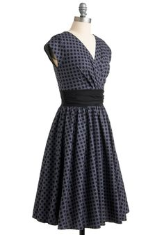 Pretty on the Park Bench Dress | Mod Retro Vintage Dresses | ModCloth.com