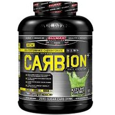 Allmax Nutrition Carbion pre-during-post workout 5 Lbs