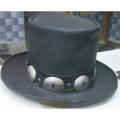 GUNS N ROSES SLASH Leather Hat. Moda OnlineGafas De SolSombrerosCueroPlantillasModa  HombreCantantesSombreros ... 634abeb3172b