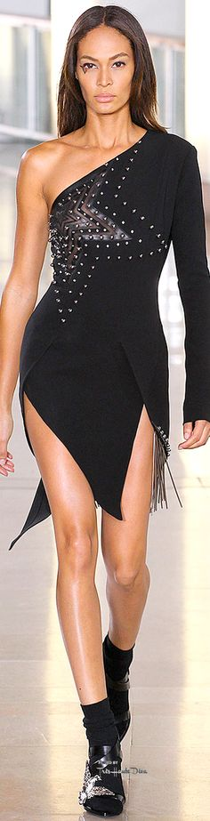 Anthony Vaccarello Fall 2015 RTW ♔THD♔