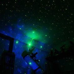 Fancy - Laser Stars Projector