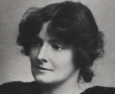 E Nesbit, my favorite children's author from England.